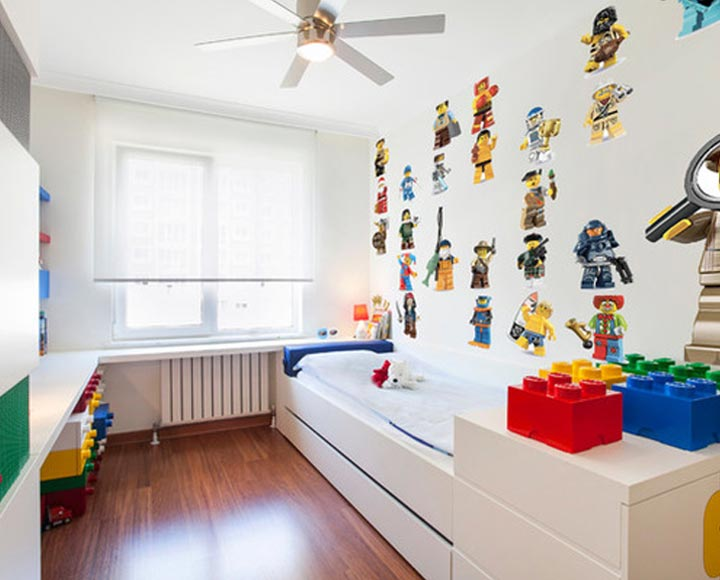 wall stickers lego