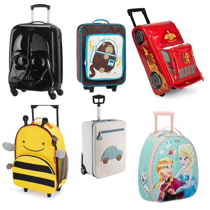 Little Fashion | Fun Kids' Luggage and Backpacks
