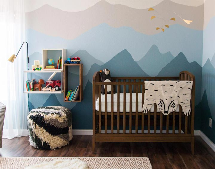 Nursery Design Top Ten Nursery Design Trends For 2017