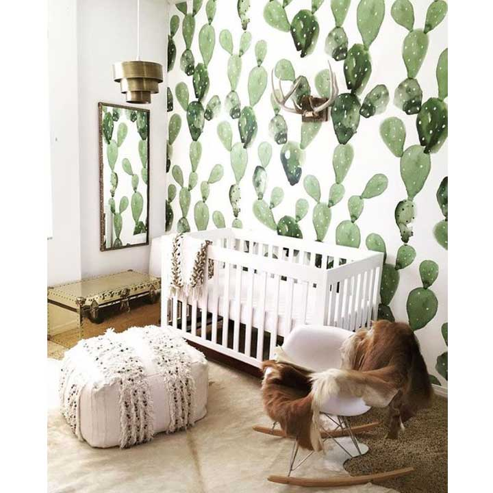 Your Little One Will Love These 8 Gender Neutral Nurseries: Top Ten Nursery Design Trends For 2017