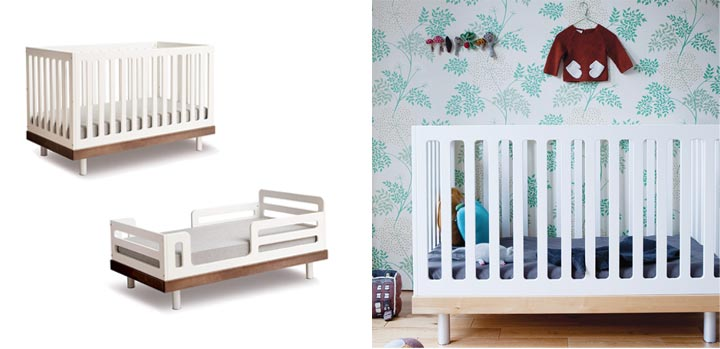 elephant crib is definitely one of the most popular cribs in the nursery design world oeuf teamed up with the spanish designer carlos tiscar to create this